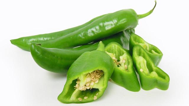 孕妇不能吃哪些食物之 尖椒