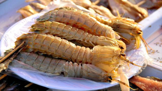 孕妇怀孕期间能吃皮皮虾,琵琶虾,虾耙子,螳螂虾,濑尿虾