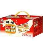 旺旺花生牛奶250ml*12*6(礼盒)