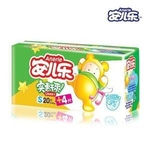 安儿乐实惠干爽婴儿纸尿片S20+4片