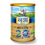 可淇金钻360系列较大婴儿配方奶粉2段900g