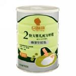 贝智康尊享牛初乳系列较大婴儿配方奶粉2段900g