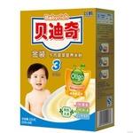 飞鹤贝迪奇3段牛肉菠菜营养米粉