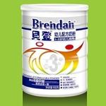 贝登优+幼儿配方奶粉3段900g