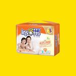 婴舒宝橙宝石婴儿纸尿裤M36片