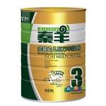 秦羊金装幼儿配方羊奶粉3段900g