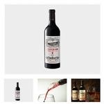 完美法国兰红葡萄酒