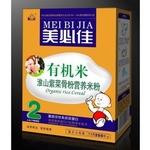 美必佳2段有机米淮山紫菜骨粉营养米粉