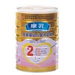 关山康乳金装婴幼儿配方奶粉2段900g