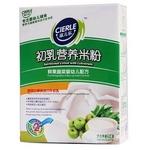 滋儿乐2段鲜果蔬菜初乳营养米粉225克/盒