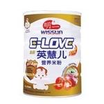 明一英慧儿猪肝番茄营养米粉