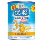 圣元优聪幼儿成长配方奶粉3段900g