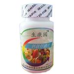 清华紫光生康园钙铁锌硒片350mg*60片