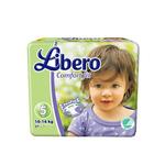 丽贝乐婴儿纸尿裤5号L27片