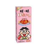 旺旺0泡果奶250ml(草莓味)