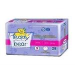 泰迪熊抗过敏棉柔纸尿裤S28片
