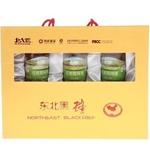 北大荒东北黑蜂有机椴树蜜礼盒-黑龙江特产