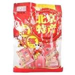 御食园礼福万家北京特产状元饼礼袋-北京特产