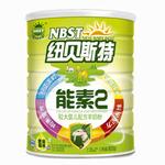 纽贝斯特能素配方羊奶粉2段
