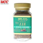 UCC浓香型118精选速溶咖啡100g