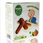 神豆饼干型营养婴儿磨牙棒(奶香南瓜)