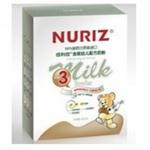 新西兰纽利兹金装幼儿配方奶粉3段400g