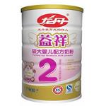 龙丹益祥系列较大婴儿配方奶粉2段900g