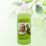 馨宝婴儿茶树油全效健康沐浴露480ml