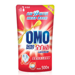 OMO/奥妙全自动高浓度洗衣液500g(旧包装)