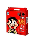 旺旺乳品旺仔牛奶复原乳245ML*12(礼盒)