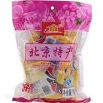 好亿家白皮茯苓夹饼节庆礼袋500g-北京特产