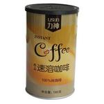 力神速溶纯咖啡180g