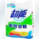 超能天然皂粉袋装360g