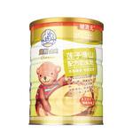 双熊金典莲子淮山配方奶米粉528g/罐