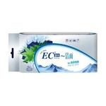 EC-1洁面湿手帕10片