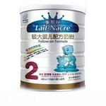莱那珂较大婴儿配方奶粉2段800g