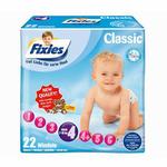 爱婴舒坦Fixies经典系列婴儿纸尿裤L22片