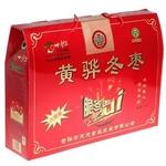 十月红脆冬枣实惠礼品装-河北特产