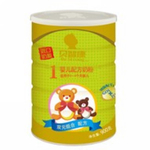 贝智康双元组合婴儿配方奶粉1段900g
