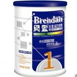 贝登益增婴儿配方奶粉1段900g