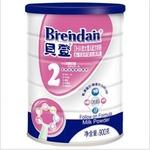 贝登DHA较大婴儿配方奶粉2段900g