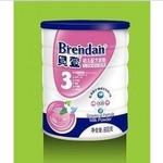 贝登DHA幼儿配方奶粉3段900g