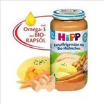 喜宝hipp有机土豆+胡萝卜+鸡肉泥