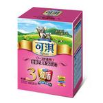 可淇金装双盾系列幼儿配方奶粉3段400g