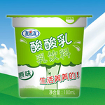 友芝友酸酸乳乳饮料180ml(原味)