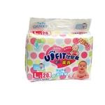 优尼弗婴儿纸尿片L20片