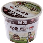 光友全薯粉丝乌鸡山珍味(桶装)-四川特产