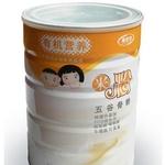 金合力3段五谷骨粉有机营养米粉(听装)