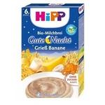 喜宝HIPP有机香蕉燕麦晚餐晚安米粉米糊