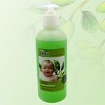 馨宝婴儿婴儿橄榄植物滋润洗发露360ml